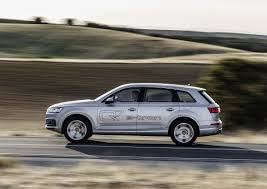 Audi Q7 Sport - great class low emissions u2013 the audi q7 e tron 3 0 tdi quattro