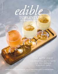 publication edible toronto