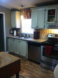 Best Manufactured Home Decorating Ideas On Pinterest - Mobile homes kitchen designs
