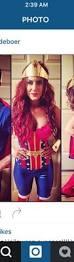 jumpsuit chelsea houska halloween costume wonder woman wheretoget