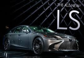 lexus quebec emploi découvrez les nouveaux modèles du salon automobile de détroit 2017