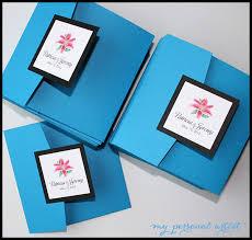 handmade invitations handmade stargazer pocketfolder invitations watercolor