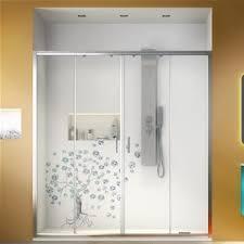 chiusura vasca da bagno doccia nicchia 180 cm scorrevole per trasformazione vasca da bagno