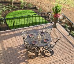 Patio Vs Deck by 2017 Cost To Build A Deck Deck Prices Deck Materials