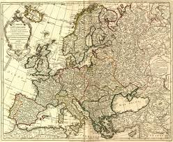 Europe Map Ww1 Europe Maps