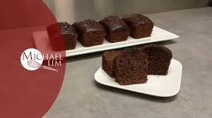 mini chocolate butter cakes youtube