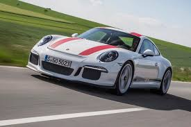 porsche fashion grey porsche 911 gt3 2017 review by car magazine