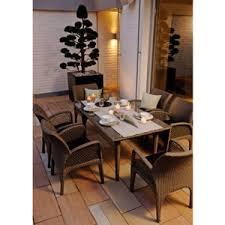 salon de jardin haut de gamme resine tressee mobilier de jardin haut de gamme aménagements extérieur