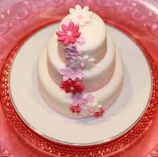 mini wedding cakes crescent cakes by kath 3 tiered mini cake
