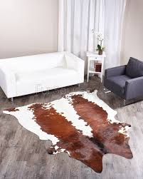 tricolor brazilian cowhide rug 023 35 3 sq ft