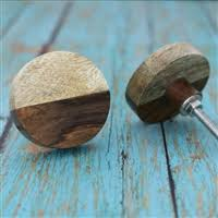 Wooden Cabinet Knobs Wood Resin U0026 Bead Knobs