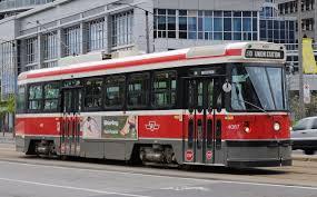 toronto streetcar system wikipedia