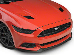cheap mustang hoods graphics mustang vent accent decals black