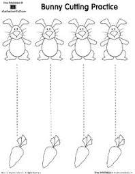 straight line tracing prewriting flower worksheet printable
