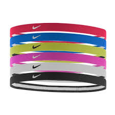 basketball headbands nike women s swoosh sport 2 0 headbands 6 pack academy