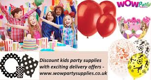 cheap party supplies discount kids party supplies with exciting delivery offers wow
