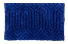 Navy Bath Mat Navy Blue Bath Rugs Rugs Design