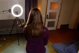 ring light for video camera review stellar lighting diva ring light