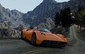 pagani engine gta gaming archive