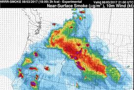Idaho Fires Map Wildfire Smoke Fouls Idaho Skies Idaho Statesman