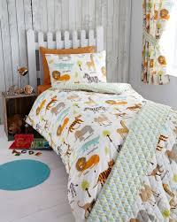 Monkey Bedding Set Boys Duvet Cover U0026 Pillowcase Bedding Bed Sets Or Matching