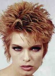 short spiky haircuts for women over 50 short spiky hairstyles for women