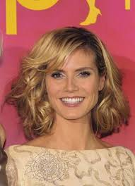 what face shape heidi klum hair your crowning glory angela s how to look great blog