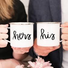 his and mug his hers cfire mug set