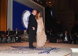 Candle Light Dinner Donald Trump U0027s Candlelight Dinner Melania And Ivanka U0027s Dramatic