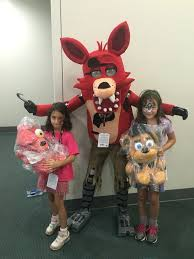 awesome costumes best 25 foxy costume ideas on fnaf costume diy doll