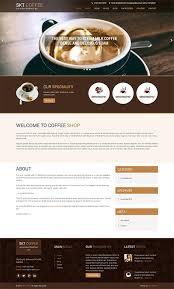themes wordpress restaurant free free responsive cafe restaurant wordpress theme for coffee websites