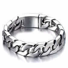 stainless steel bracelet price images 2018 cuban chain bracelet men stainless steel curb chain bracelet jpg