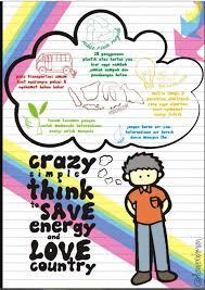 cara membuat poster untuk anak sd 17 contoh gambar poster hemat energi untuk inspirasi koleksi