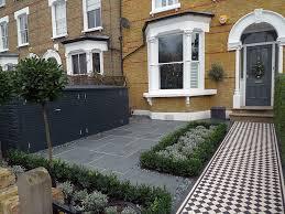 small terraced house front garden ideas