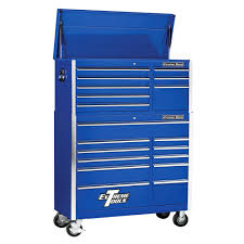 husky 27 in 8 drawer tool chest and cabinet set tool chests tool storage the home depot