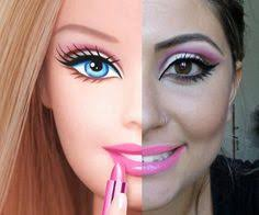 Barbie For Halloween Costume Ideas 15 Amazing Halloween Makeup Tutorials That Will Take Your Costume