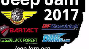 jeep jamboree logo jeep jam 2017 youtube