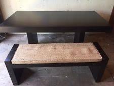 West Elm Carroll Bench West Elm Furniture Ebay