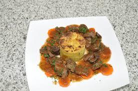 cuisiner coeur de boeuf cœur de bœuf aux carottes les recettes de cuisine