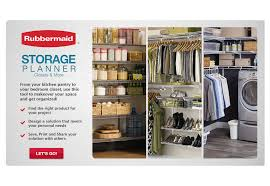 Styles Organizing Bins Rubbermaid Closet Shop Rubbermaid Homefree Series 6 Ft To 10 Ft White Adjustable