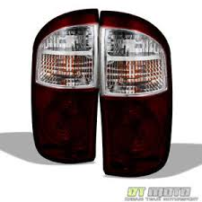 2004 tundra tail light for 2004 2006 toyota tundra double cab oe style tail lights 04 05 06