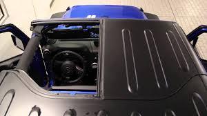 Remove Hard Top Panels 2015 Jeep Wrangler Sam Leman Vehicle