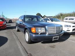 1989 mercedes benz s class 4d 560selauto trader imports u2013 japanese