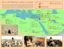 Map Of Middle East And Africa by Camera Quantifying The Israeli Palestinian Conflict U0027s Importance