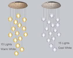 hanging glass pendant lights buy staircase to heaven modern hanging glass globe pendant lights