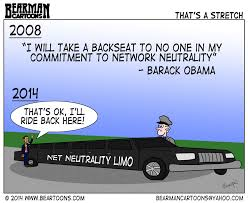 cartoon car back a different view of net neutrality bearman cartoons