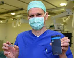 Herzklinik Bad Oeynhausen Weltpremiere Implantierbare Herzmonitore Sind Jetzt Smartphone