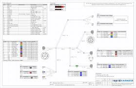 Home Design Software Bill Of Materials by Rapidharness Wiring Harness Software