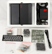 rare unassembled new sinclair zx81 micro computer kit from 1981