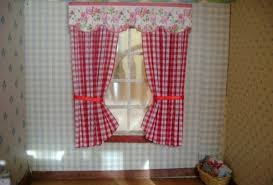 curtains country style kitchen valances beautiful french cafe